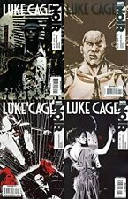 Luke Cage: Noir #1-3 (2009-2010) Marvel Comics - 4 Comics