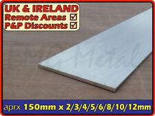 Aluminium Flat Bar Sheet125mm 150mm5 6stripsectionprofilealloy