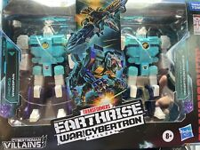 Transformers Earthrise WFC-E30 Decepticon Clones 2-pack Pounce and Wingspan NEW