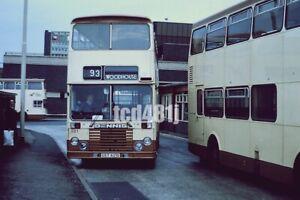 35mm slide South Yorkshire PTE  UET621S
