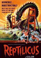 REPTILICUS - IL MOSTRO DISTRUGGITORE  DVD FANTASCIENZA