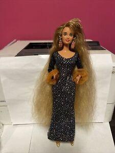 barbie hollywood hair teresa mattel 1992 tnt waist bendable knees