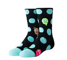 Stance Monster Dot Boys Sock Black L