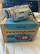 Sony DCR-HC85 NTSC MiniDV Digital Handycam Camcorder with 10x Optical Zoom - Vid