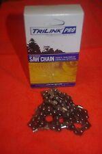 "TRILINK Chainsaw Chain for Gardenline Aldi GCS2000 16"" 40cm  57 drive link"