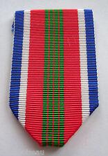 Ruban NEUF plié médaille militaire, titre reconnaissance de la nation.