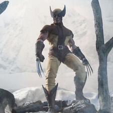 WOLVERINE 1/6 SIXTH SCALE FIGURE BY SIDESHOW COLLECTIBLES