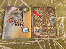 Pokemon Cards - Japanese Neo 1&2 Folders , Charizard, Entei, Umbreon Etc