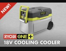 P3370 Ryobi 18v Cooler (includes Battery & Charger)