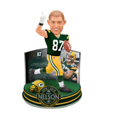 Jordy Nelson Green Bay Packers Retirement Special Edition Bobblehead NFL