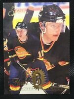 1994-95 Flair Canucks Hockey Card #189 Pavel Bure