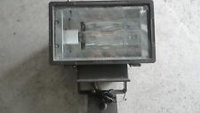 Hubbell Flood Light 400W Industrial Lighting, With used bulb