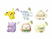 Takara Tomy Pokemon Center XY&Z Oteire Please Collection Vol1 Completed Set 6pcs