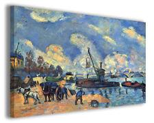 Quadri famosi moderni Paul Cezanne vol XIII stampa su tela canvas arredo poster