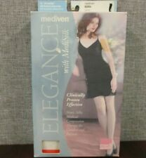 Mediven Women's Elegance XL16-20 mmHg Closed Toe Compression Stockings 92804 NEW
