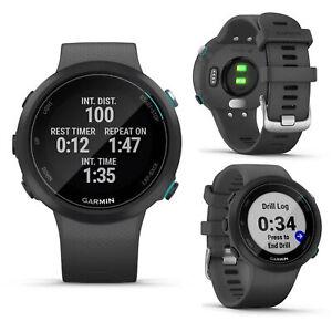 Garmin Swim 2 Pizarra GPS Inteligente Reloj Deportivo Piscina & Open Agua Muñeca