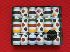 Canadian Hudson's Bay HBC Stripes Holiday Party Crackers with Surprise Inside