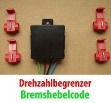 V6 Drehzahlbegrenzer BREMSHEBELCODE BHC DZB Universal - 6 Kondensatoren