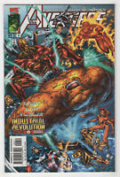 Avengers #6 (Apr 1997) Fantastic Four [Heroes Reborn] Loeb Liefeld Churchill vmD