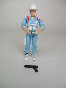 "VINTAGE HASBRO 1987 G.I JOE COBRA 3 3/4"" LOOSE HARDTOP DEFIANT FIGURE COMPLETE"