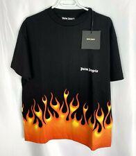 Authentic Palm Angels Black 'Firestarter' Classic T-Shirt  Size L
