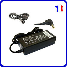 Chargeur Alimentation Pour  portable Packard Bell Easynote C3300 3,42A 65W