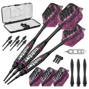 Viper by GLD Products Vanity Alloy Dart Bitch Soft Tip Darts 16 Grams