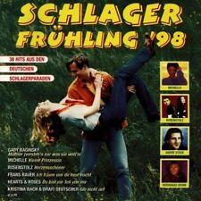 Schlager Frühling '98 Rosenstolz, Vicky Leandros, Kristina Bach & Drafi.. [2 CD]