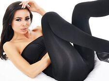 SATIN SHINE Collants 100 L'OPAQUE SOYEUX noir brillant GR-S-XL EU