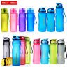 BPA Free Portable Outdoor Sports Water Drinking Bottle Camping Hiking Cycling