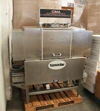 Cma Dishmachines Est-44 High Temp Conveyor Dishwasher
