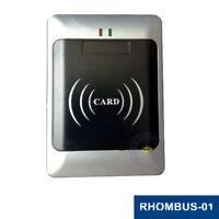 WG34/26 125Khz EM4100/4102 waterproof RFID dual Led Access Control Card Reader