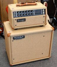 Mesa Boogie Mark V 25 Guitar Amplifier Head Matched Theil Cab In British w Creme