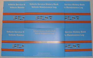 Generic Service History Book Suitable For Seat Ibiza Leon Toledo Altea