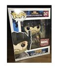 FUNKO pop Ragnarok THOR GLADIATOR VARIANT MARVEL COLLECTOR CORPS EXCLUSIVE #247