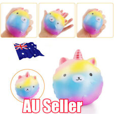 Jumbo Unicorn Slow Rising Squishies Scented Charms Kawaii Squishy Squeeze Toy BO