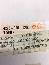 Stihl Part # 4223 020 1200 Cylinder with Piston