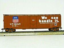 "Athearn Ho R-T-R ""Union Pacific"" 50' Plug Door Boxcar #180049 (Custom)"