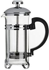 Premier Housewares Chrome Cafetiere - 2-Cup / 350ml