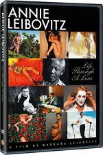 ANNIE LEIBOVITZ: LIFE THROUGH A LENS / (WS) - DVD - Region 1