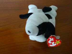 Ty - Beanie Baby - 'SPOT - Style 4000' - PERFECT with Original TAGS - SEE PHOTOS