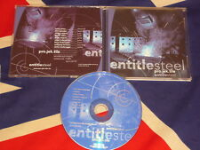 Pro. JEK. TILE-entitlesteel CD 2001