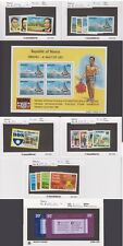 Nauru - 1981 Commemorative Sets & S/S. Sc. #224-43, SG #235-55. Mint NH