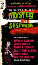 Vintage Anthology THIS WEEK'S STORIES OF MYSTERY AND SUSPENSE First Printing