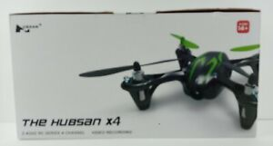 The - Hubsan - X4 H107C 2.4GHZ Mini RC Series 4 Channel Drone Camera Red  *NEW*.