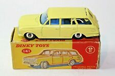 Dinky 141 Vauxhall Victor Estate Car, Excellent Condition in Original Box