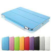 iPad Mini 1 2 3 4 Slim Magnetic Smart Cover Case w Auto Sleep / Wake For Apple
