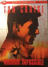 Mission: Impossible (DVD, 2006, Special Collectors Edition) Tom Cruise FREE SHIP