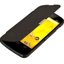 Unifarbene Handy-Taschen & -Schutzhüllen aus Kunststoff für das LG Nexus 4