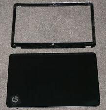 NEW GENUINE HP ENVY 6-1001TX 6-1010US 6-1126SA SLEEKBOOK LCD LID TOP COVER BEZEL